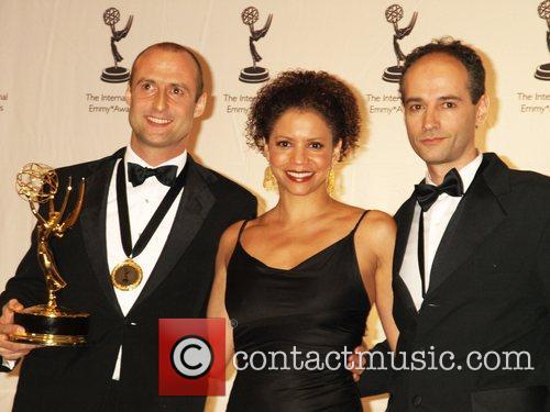 Gabriel Range, Gloria Reuben and Simon Finch 35th...