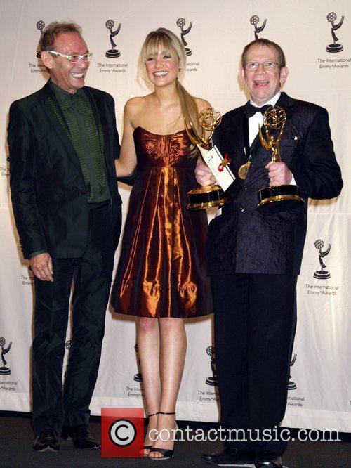 Jose Wilker, Katrina Bowden and Jon Plowman 35th...