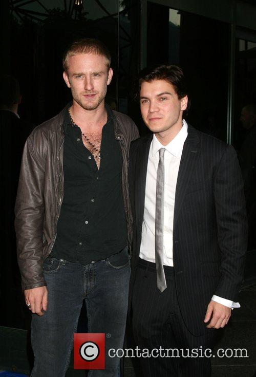 Ben Foster and Emile Hirsch 4
