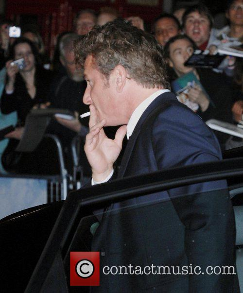 Sean Penn, Odeon West End