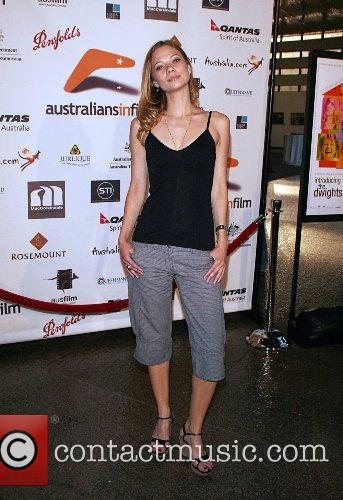 Tamary Braun 'Introducing the Dwights' premiere held at...