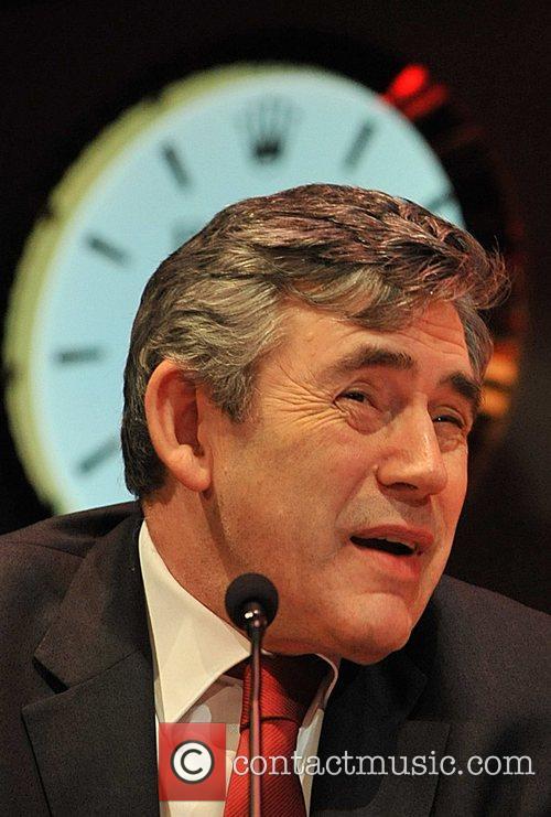 Prime Minister Gordon Brown Institute of Directors 2008...