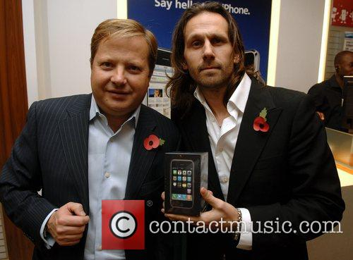 The Carphone Warehouse CEO Charles Dunstone selling the...