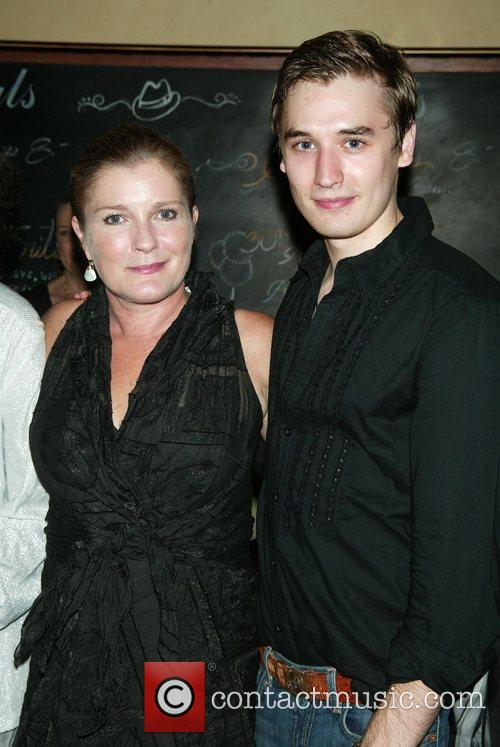 Kate Mulgrew and Co-star Seth Numrich 6