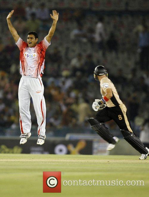 Gagandeep Singh player of Kings XI Punjab...