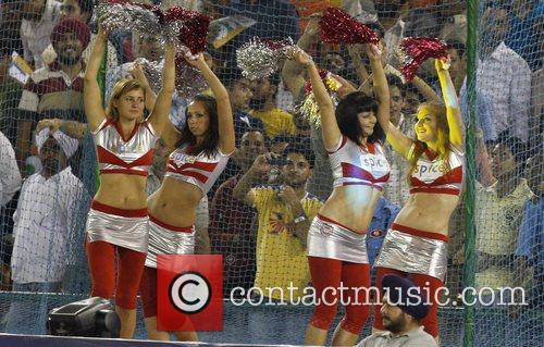 Kings XI Punjab cheerleaders  Kings XI Punjab...