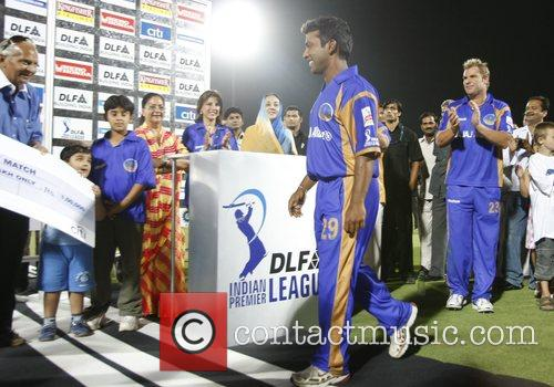 Rajasthan Royals player and Man of the Match...