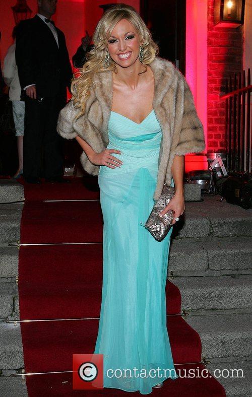 Rosanna Davison Irish Film and TV Awards 2008...