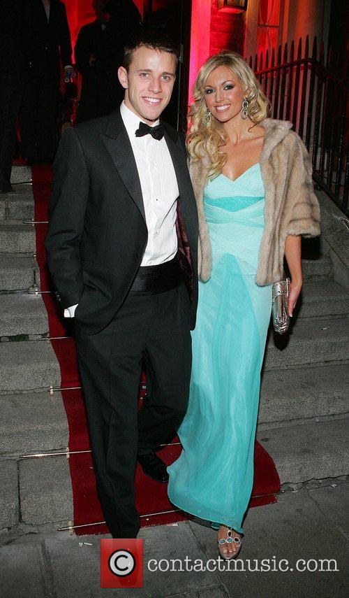 Wesley Quirke and Rosanna Davison Irish Film and...