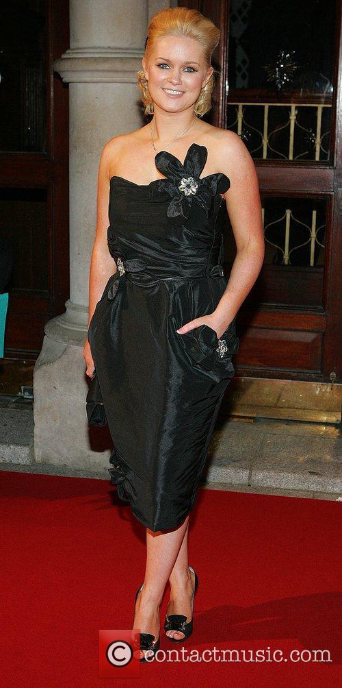 Cecilia Ahern Irish Film and TV Awards 2008...