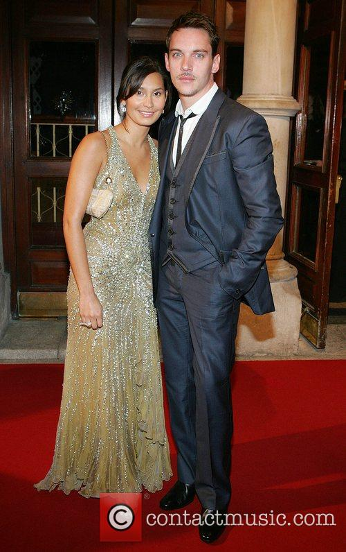 Rheena Hammer and Jonathan Rhys Meyers  Irish...