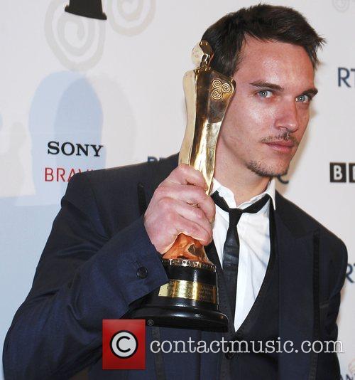 Jonathan Rhys Meyers Irish Film and TV Awards...