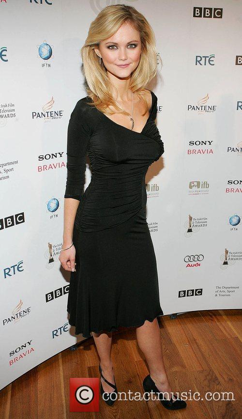 Jane Wisener Irish Film and TV Awards 2008...