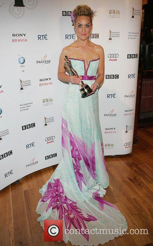 Kathryn Thomas - Winner of Sony Bravia TV...
