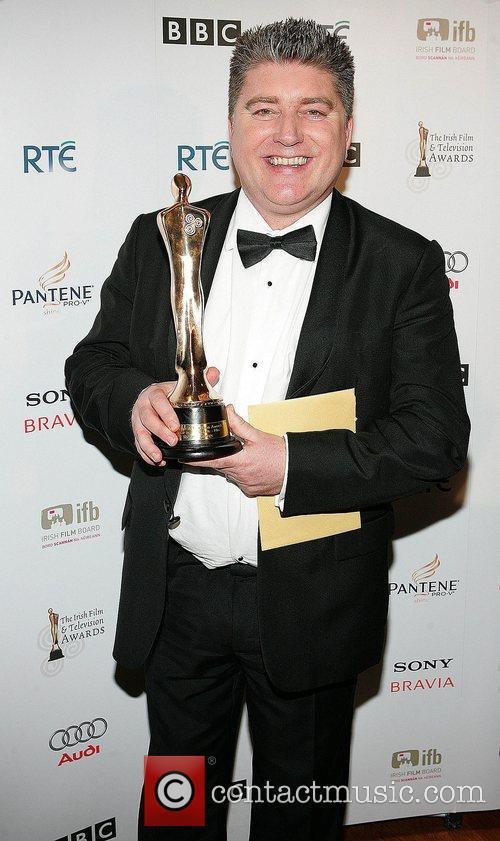 Pat Shortt Irish Film and TV Awards 2008...