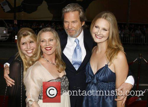 Jeff Bridges and guests Los Angeles Premiere of...
