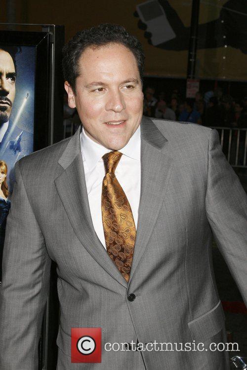 Jon Favreau  Los Angeles Premiere of 'Iron...