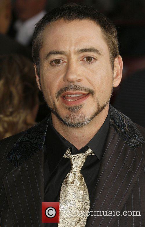 Robert Downey Jr  Los Angeles Premiere of...