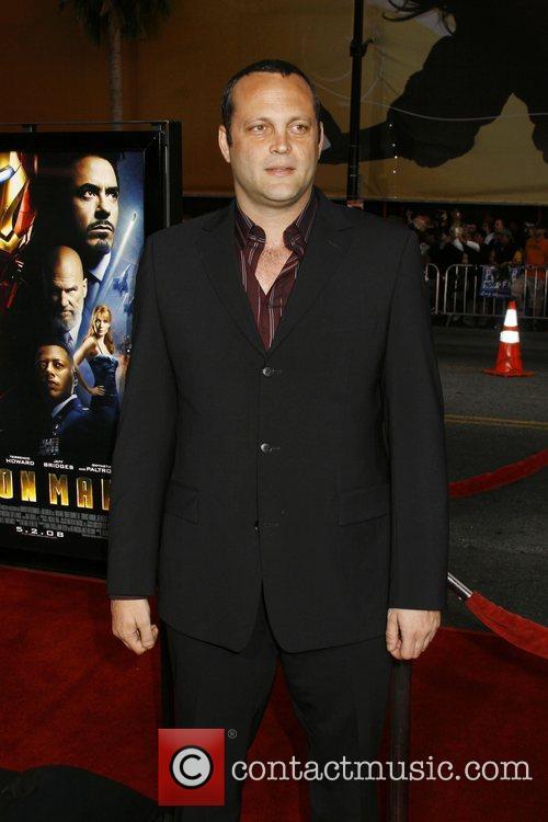 Vince Vaughn Los Angeles Premiere of 'Iron Man'...