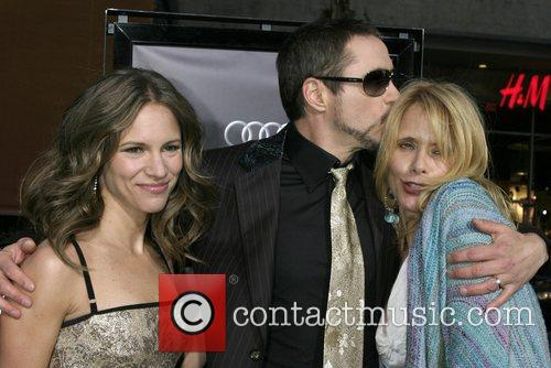 Susan Downey, Robert Downey Jr, and Patricia Arquette...