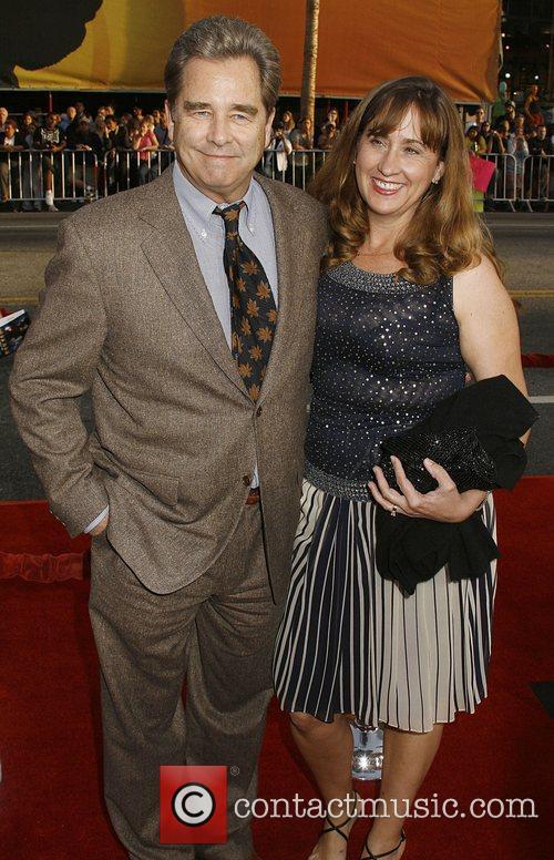 Beau Bridges and Wendy Treece Bridges Los Angeles...