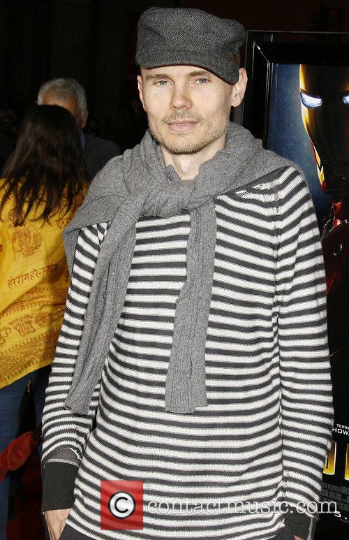 Billy Corgan, Grauman's Chinese Theatre