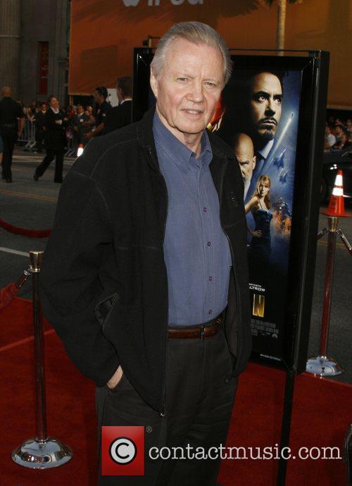 John Voight Los Angeles Premiere of 'Iron Man'...