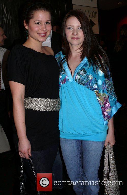 Cristina do Rego, Jennifer Ulrich German premiere of...