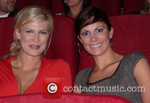 Verena Wriedt, Kerstin Linnartz German premiere of Iron...