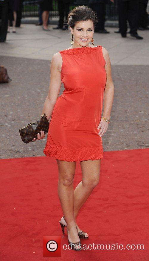 At the premiere of 'Iron Man' at Odeon,Leicester...