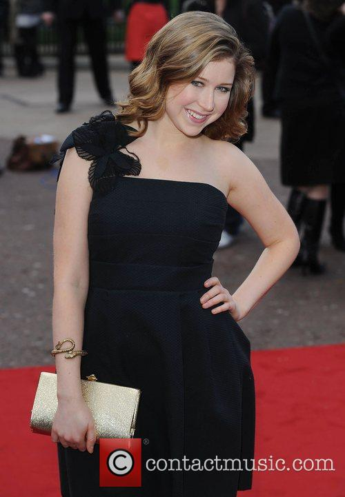 Hayley Westenra at the premiere of 'Iron Man'...