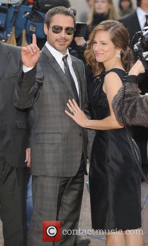Robert Downey Jr and Susan Downey 11