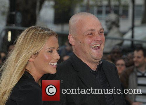 Al Murray at the UK film premiere of...