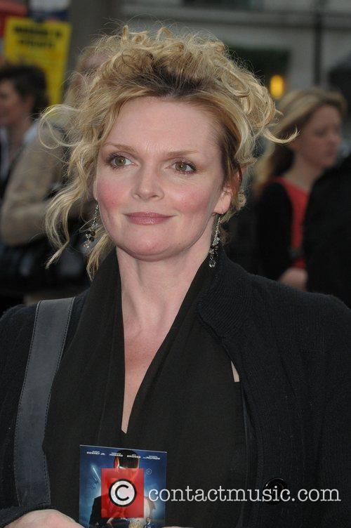 Sharon Small at the UK film premiere of...