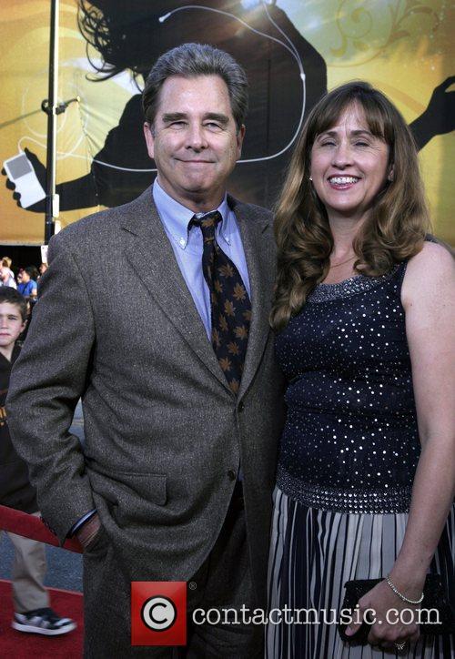 Beau Bridges and Wendy Bridges Los Angeles Premiere...