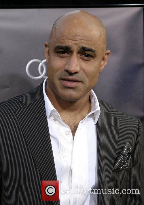 Faran Tahir Los Angeles Premiere of 'Iron Man'...