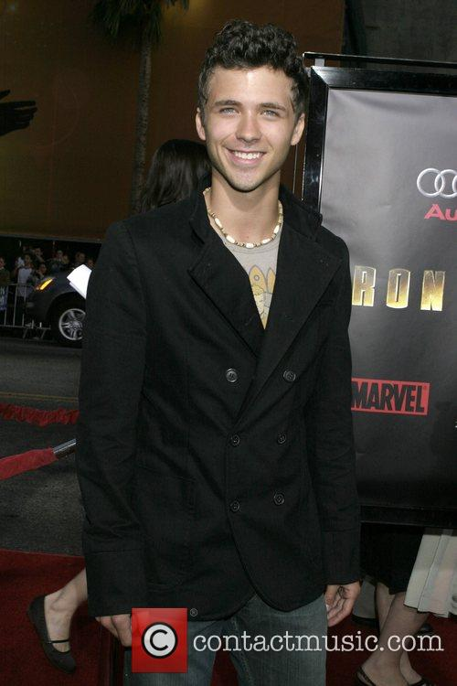 Stephen Lunsford Los Angeles Premiere of 'Iron Man'...
