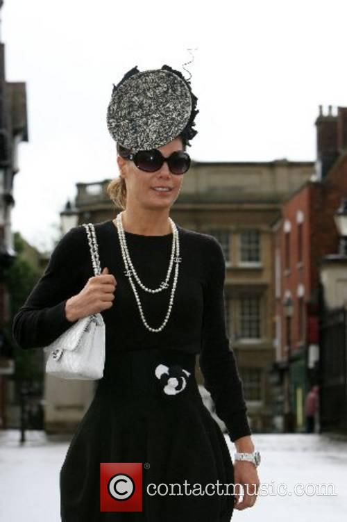 Tara Palmer-Tomkinson The funeral of style icon Isabella...
