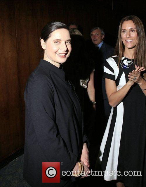 Isabella Rosellini joins Niche Media to Celebrate her...