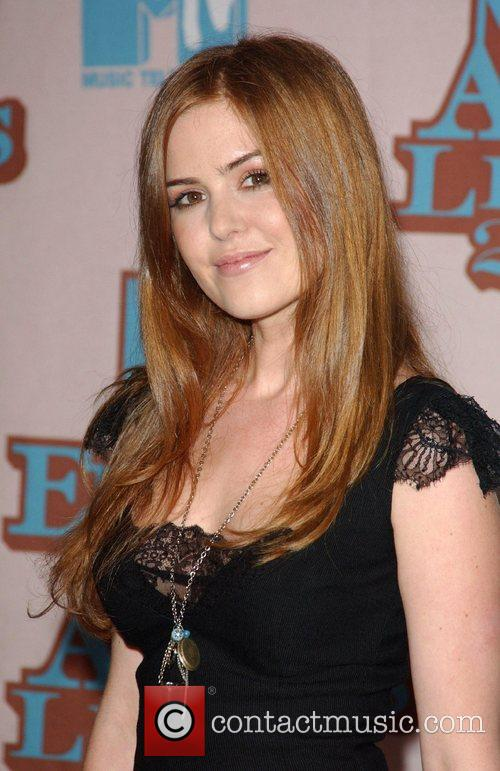Isla Fisher, Mtv, Sacha Baron Cohen and Wedding Crashers 6