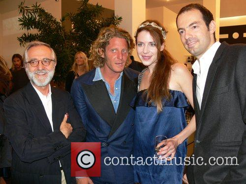 German premiere of the Label Italia Independent at...