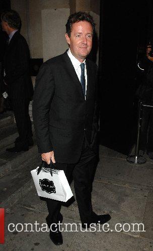 Piers Morgan Vogue Italia and Perroni Nastro Azzurro...