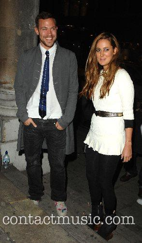 Will Young and guest Vogue Italia and Perroni...