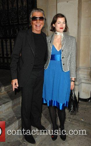 Roberto Cavalli and Jasmine Guinness 4