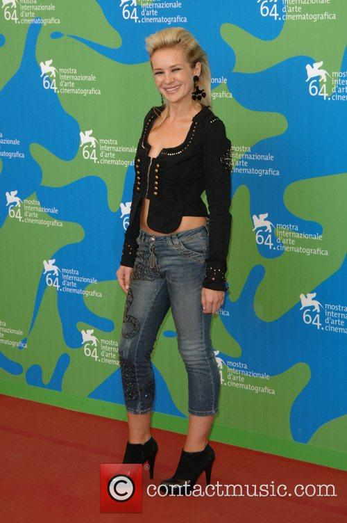 Kierston Wareing 64th Venice Film Festival - Day...