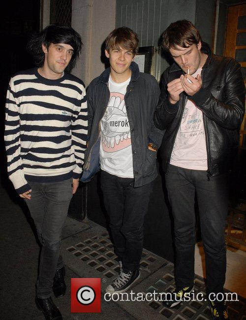 The Klaxons, The Ivy London
