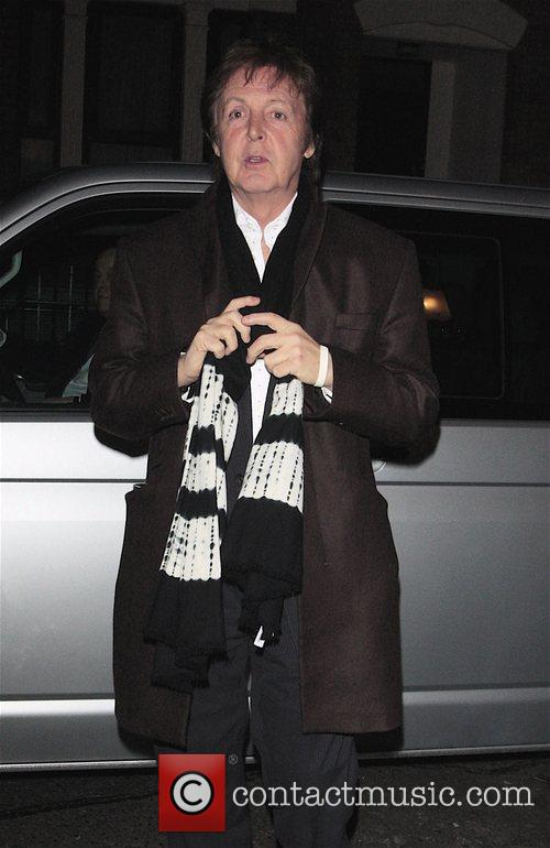 Sir Paul McCartney, Paul McCartney, The Ivy London