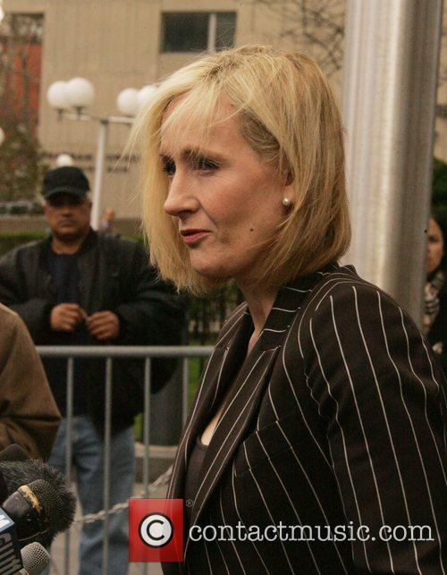 Jk Rowling 8
