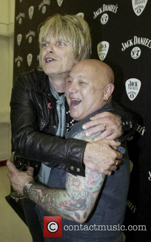 Mark McEntree and Angry Anderson  The Fourth...