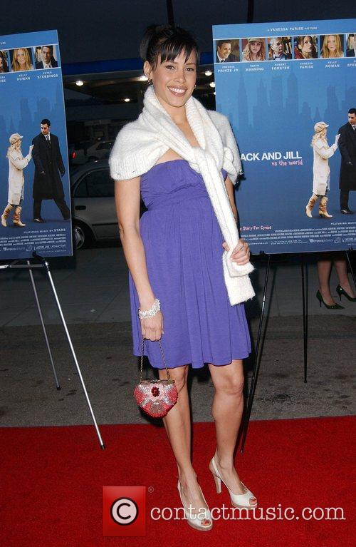 Premiere of 'Jack And Jill Vs. The World'...